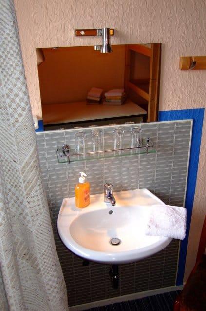 Waschtisch Zimmer 4